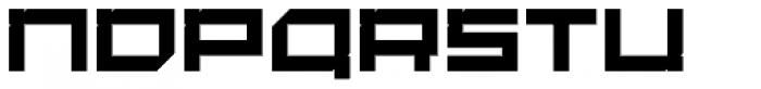 YWFT DesignGraphik Black Font UPPERCASE