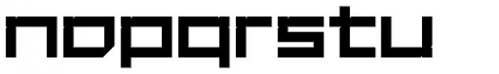 YWFT DesignGraphik Black Font LOWERCASE