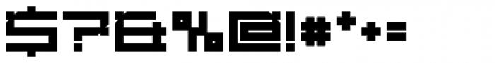 YWFT DesignGraphik ExtraBold Font OTHER CHARS