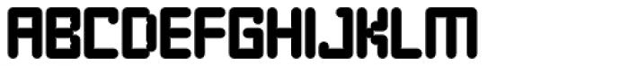 YWFT Enam ExtraBold Font UPPERCASE