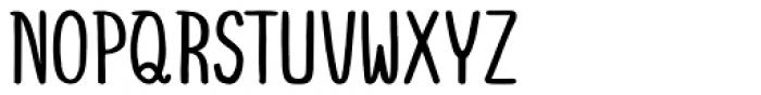 YWFT Estee Tres Font UPPERCASE