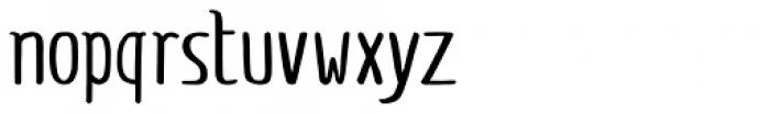 YWFT Estee Tres Font LOWERCASE