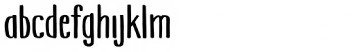 YWFT Estee Uno Font LOWERCASE