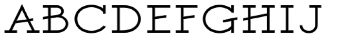 YWFT Motown Expanded Font UPPERCASE