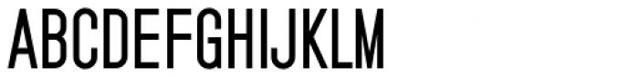YWFT Pakt Extra Bold Font UPPERCASE