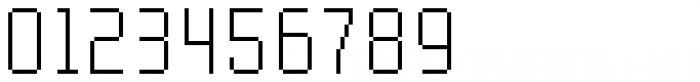 YWFT Processing Regular Font OTHER CHARS