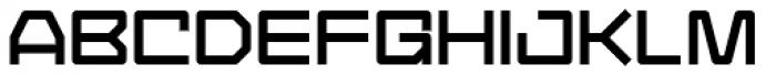 YWFT Service UltraBold Font UPPERCASE