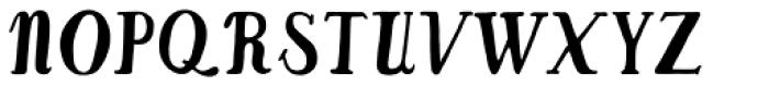 YWFT Trithart Font UPPERCASE