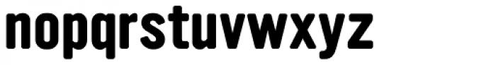 YWFT Ultramagnetic Bold Font LOWERCASE