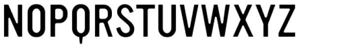 YWFT Ultramagnetic Light Font UPPERCASE