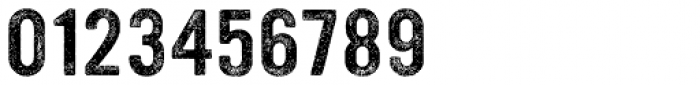 YWFT Ultramagnetic Rough Regular Two Font OTHER CHARS