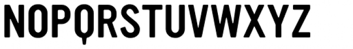 YWFT Ultramagnetic  Font UPPERCASE