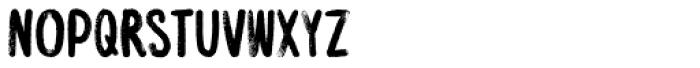YWFT Watermelon A Font UPPERCASE