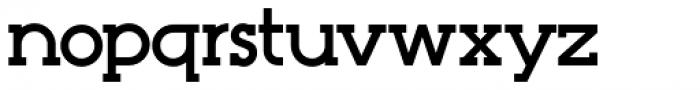 YWFTLollop Font LOWERCASE