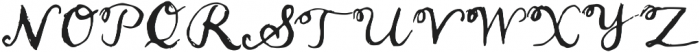 z ttf (400) Font UPPERCASE