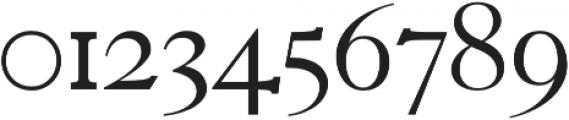 Zack Regular otf (400) Font OTHER CHARS