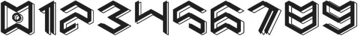 Zagarth Vol2 otf (400) Font OTHER CHARS