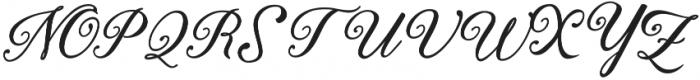 Zailla ss2 Regular otf (400) Font UPPERCASE