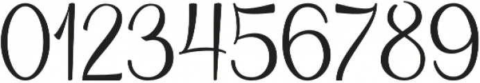 Zakia Regular otf (400) Font OTHER CHARS