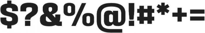 Zawya Pro Black otf (900) Font OTHER CHARS