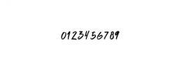 Zayne.ttf Font OTHER CHARS