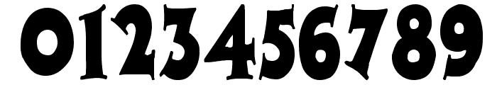Zaleski Condensed Font OTHER CHARS