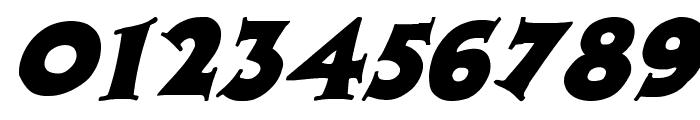 Zaleski Italic Font OTHER CHARS