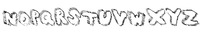 ZapControl Font UPPERCASE