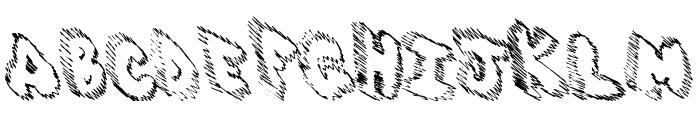 ZapControl Font LOWERCASE