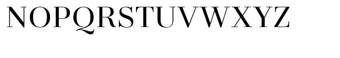 Zahrah Medium Font UPPERCASE