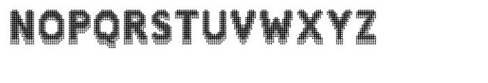 Zampichi Solid 3D Font UPPERCASE