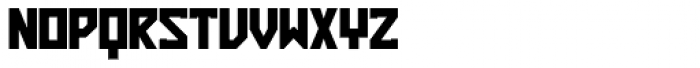 ZAP Heavy 360 Font UPPERCASE