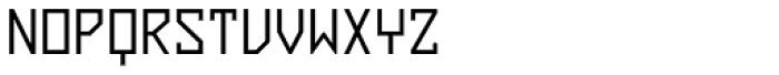 ZAP Regular 360 Font UPPERCASE