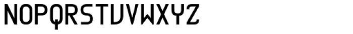 ZAP Round Semi Bold 360 Font UPPERCASE