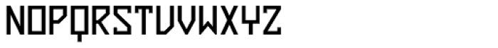 ZAP Semi Bold 360 Font UPPERCASE
