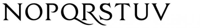 Zachar Book Font UPPERCASE