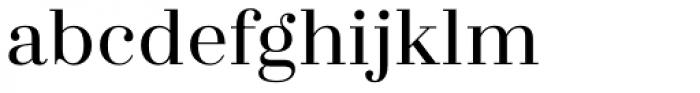 Zahrah Medium Font LOWERCASE
