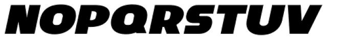 Zaius Italic Font LOWERCASE