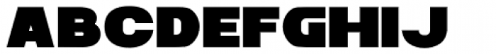 Zaius Font UPPERCASE