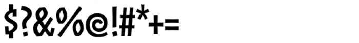 Zalamander Font OTHER CHARS