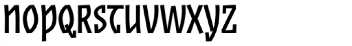 Zalamander Font UPPERCASE