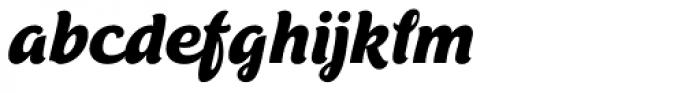 Zalea Font LOWERCASE