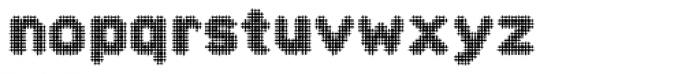 Zampichi Faded Font LOWERCASE