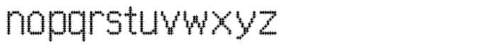 Zampichi Fineline Font LOWERCASE