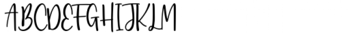 Zaniola Lavolce Regular Font UPPERCASE