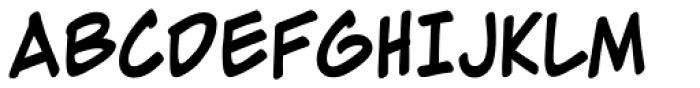 Zap Raygun 2 Font LOWERCASE