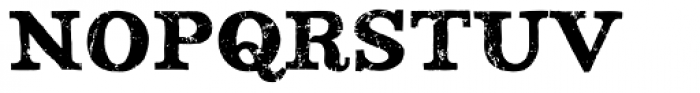 Zapatista Font UPPERCASE