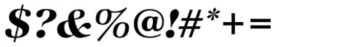 Zapf Book Demi Italic Font OTHER CHARS