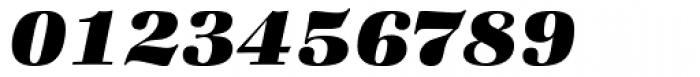 Zapf Book Heavy Italic Font OTHER CHARS