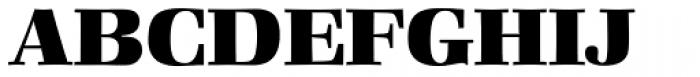Zapf Book Heavy Font UPPERCASE